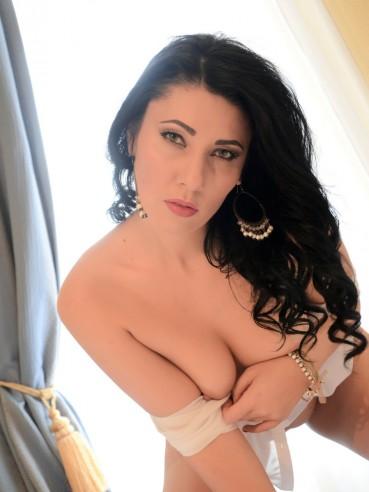 Une femme élégante et sexy