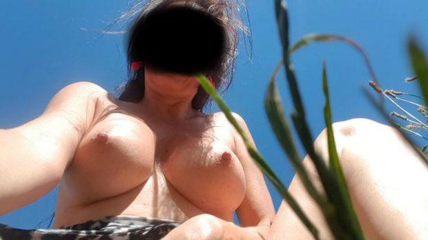 Les gros seins de Carolinetosca