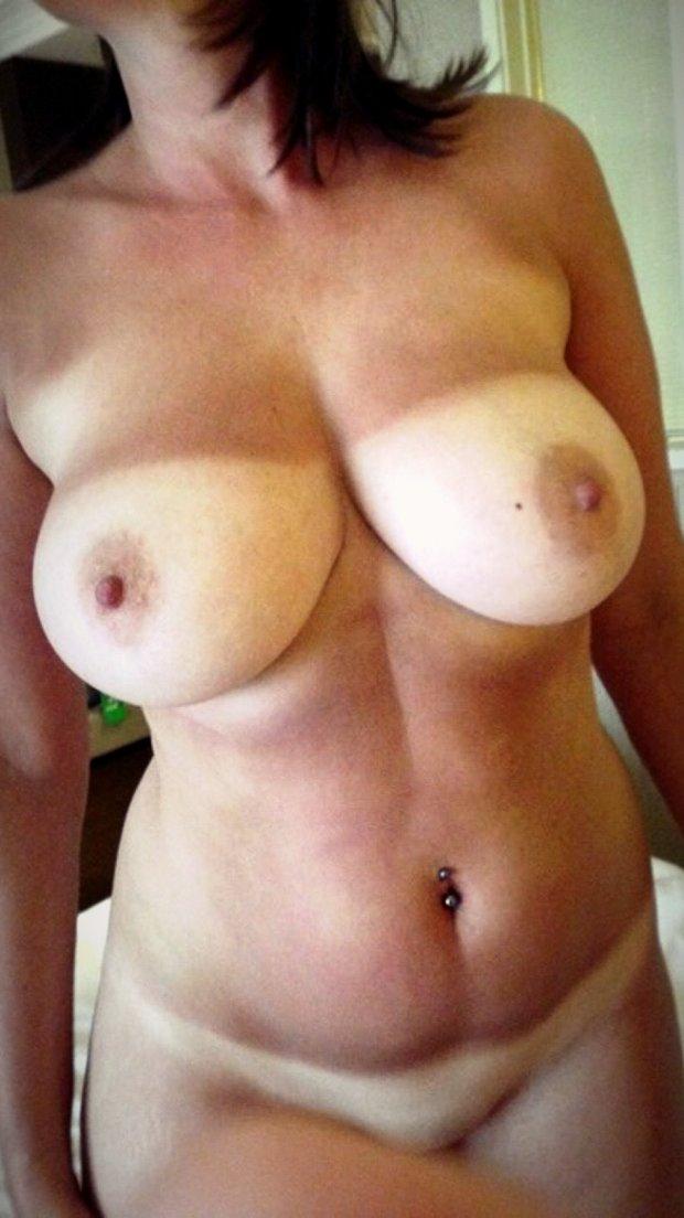 Les boobs de Sylvie en visiosex
